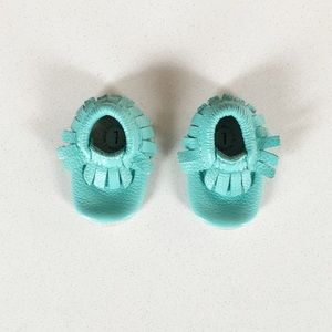 Minimoc Moccasins Robins Blue
